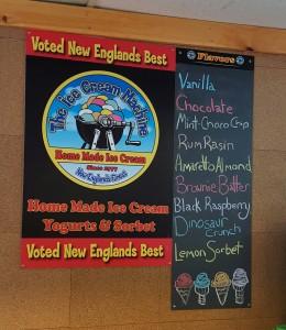 Ice Cream Machine Ice Cream