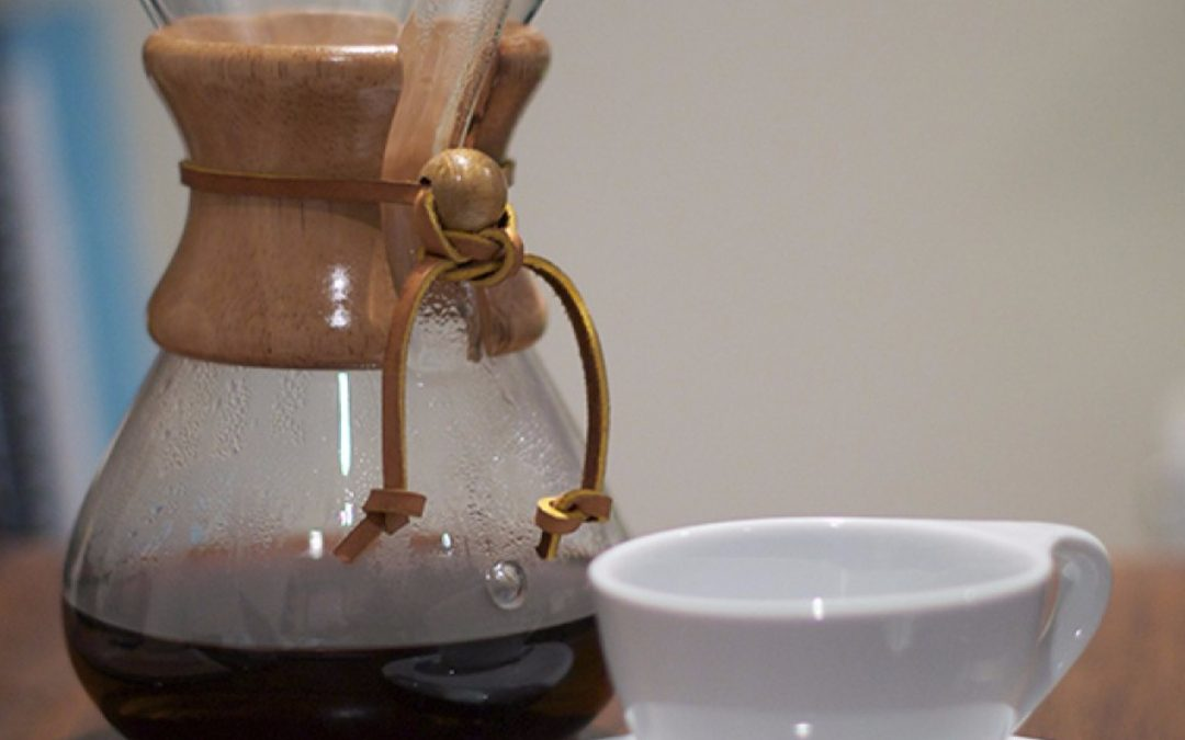 Pour Over Coffee Perfection